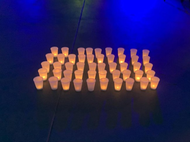 pulse 49 candles