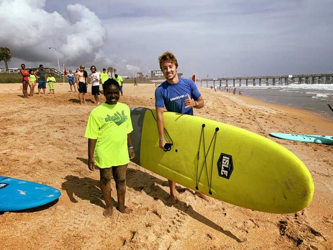 urban surf for kids