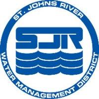 st johns river water management district logo