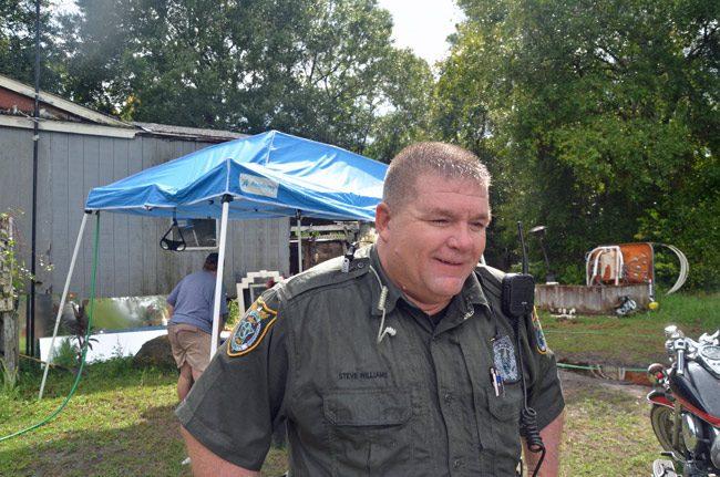 deputy steve williams