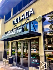 Colada House in Downtown Fort Lauderdale, Flagler Village