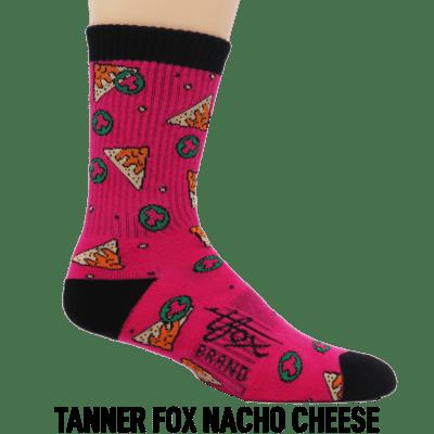 tanner fox nacho cheese