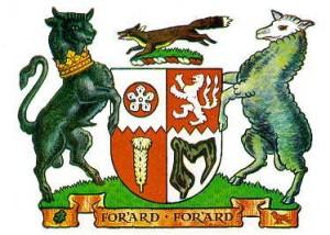 L CC Coat of Arms
