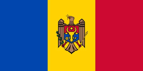 Flag of Moldova