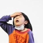 インフルエンザ解熱後の咳は登園できる?