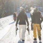 スキーウェアとスノーボードウェアの違い