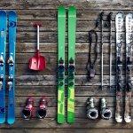 スキー板とブーツの規格