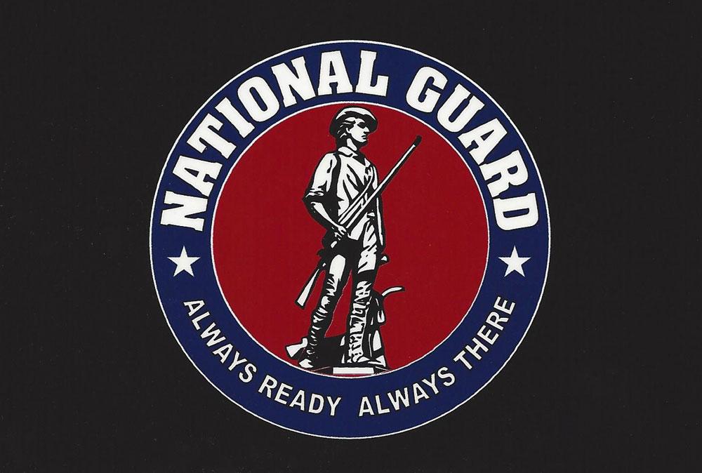 National Flag Air Case Guard