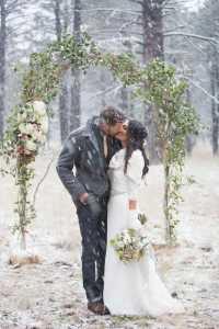 forest weddings flagstaff