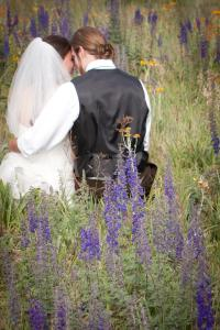 flagstaff forest elopement