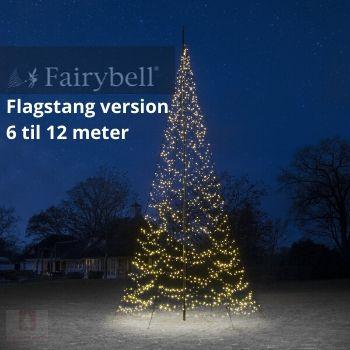 Fairybell LED juletræ til flagstang