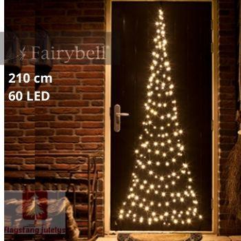 Fairybell LED juletræ til dør