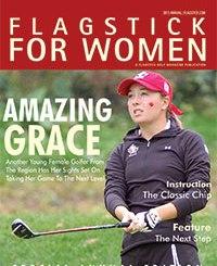 Flagstick For Women 2015