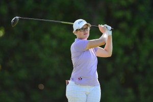 Augusta James ties for 5th place in Charlotte, North Carolina (Photo: Symetra Tour)