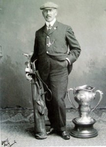 George S. Lyon, 1904 Olympic Champion