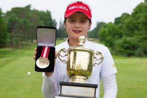 Hye-Jin Choi (Mike Schroeder/Golf Canada)