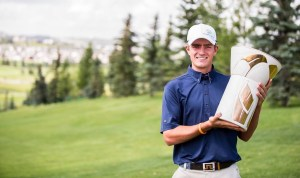 Charlie Bull of England wins the 2016 Mackenzie Tour ATB Financial Classic (Photo: Mackenzie Tour - PGA TOUR Canada)
