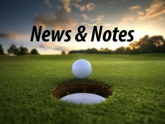 Golf News & Notes