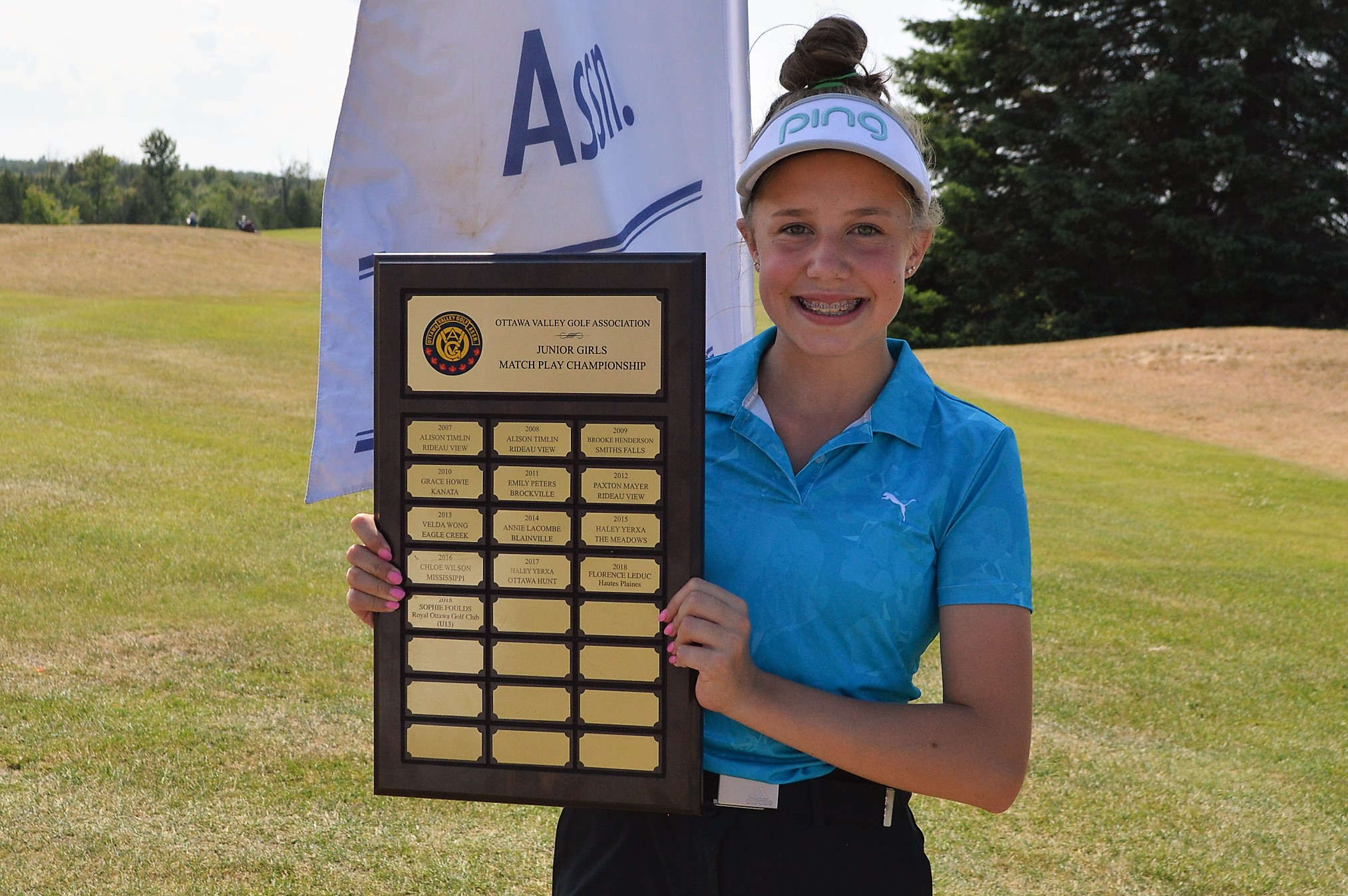 2019-OVGA-Pee-Wee-Match-Champion-Sophie-Foulds   Flagstick.com