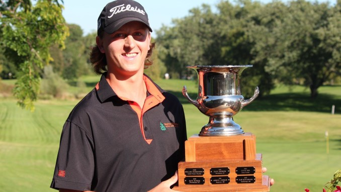 Triumphant Return: Jeremy Wilson Wins Ontario Public Amateur