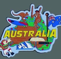 australia-country-magnet