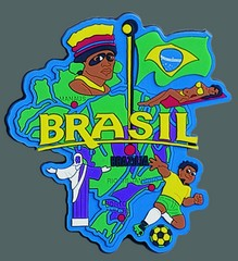 brazil-country-magnet