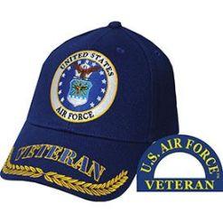 US Air Force Veteran Hat
