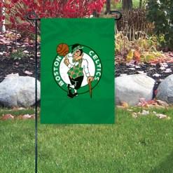 15x10 Boston Celtics Mini Garden Window Flag