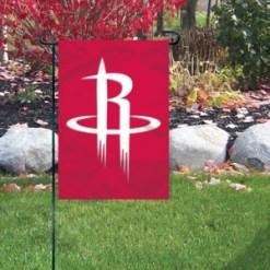 15″ X 10 1/2″ HOUSTON ROCKETS MINI GARDEN/WINDOW FLAG