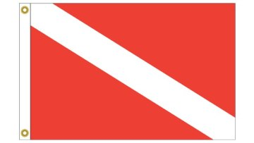 diving flag