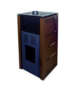 Poele A Granule Sans Electricite 13 Kw Poele A Pellet Autonome Biomasse