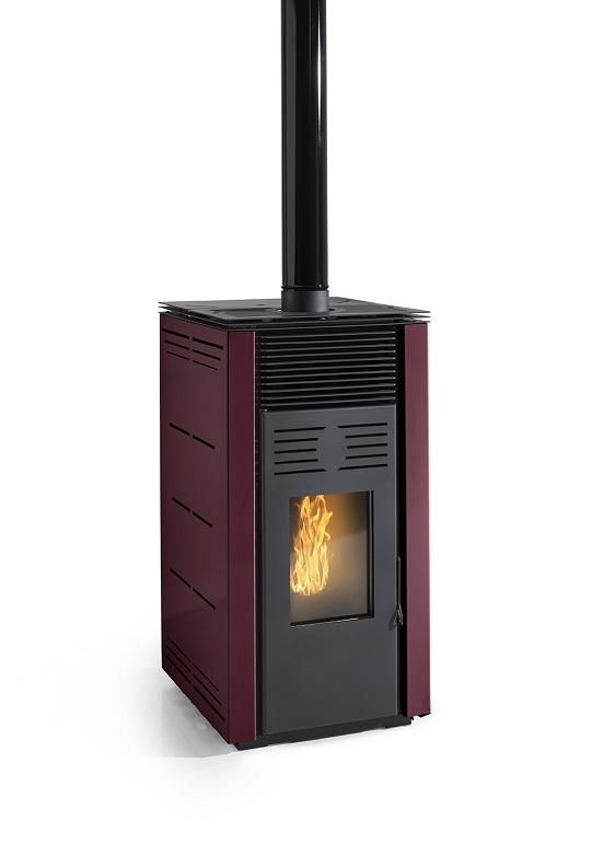 Poele A Granule Sans Electricite 8 Kw Poele A Pellets Autonome Biomasse