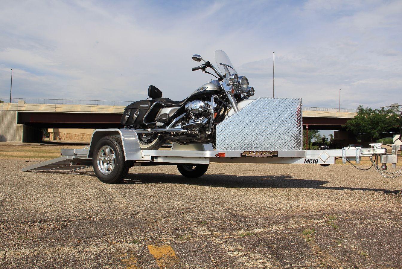 Motorcycle Hauler Trailer Motorcycle Trailers