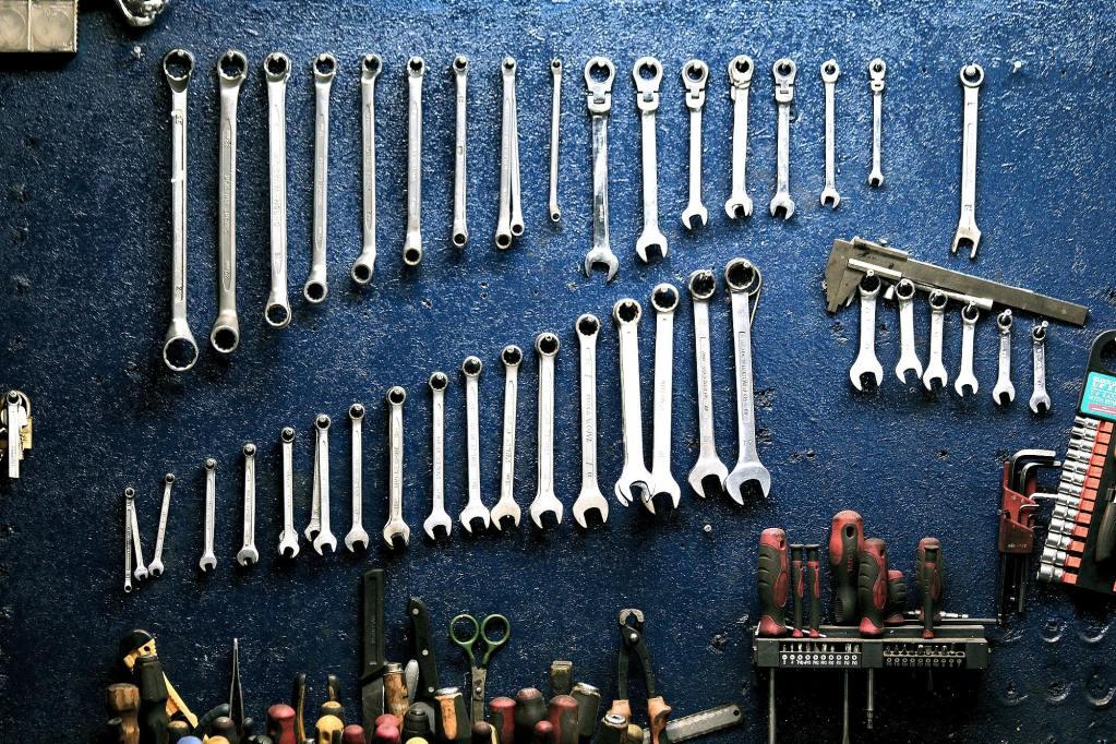 herramientas para la moto