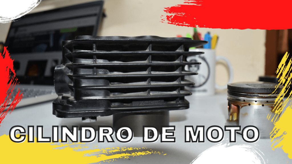 cilindro de moto italika 125