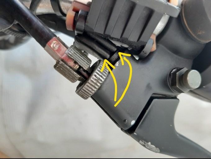 sensor del clutch