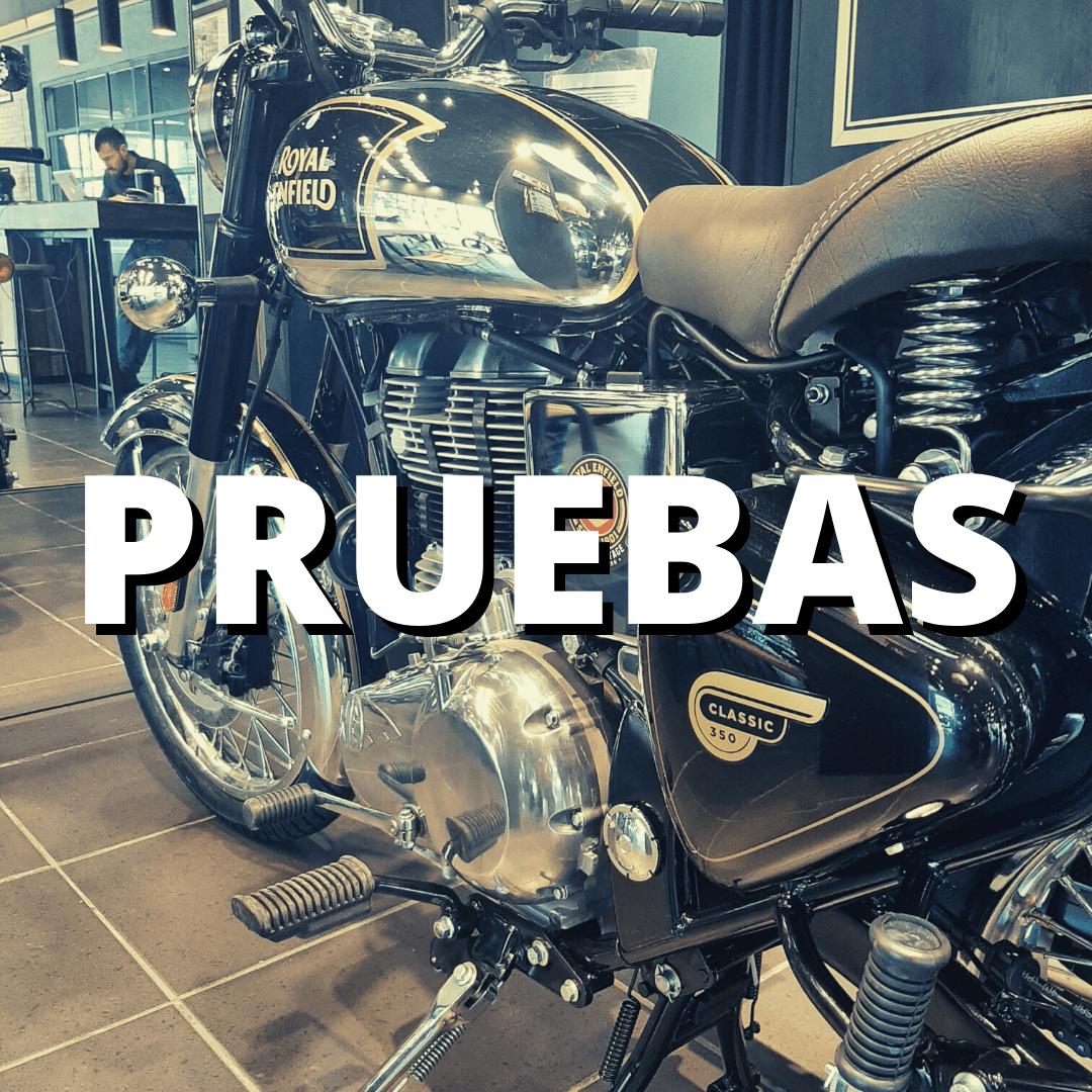 pruebas de motos