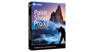 Corel PaintShop Pro X7 Ultimate