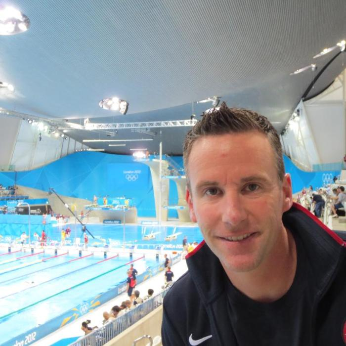 Olympic Travel Expert Ken Hanscom at the Olympics in Rio