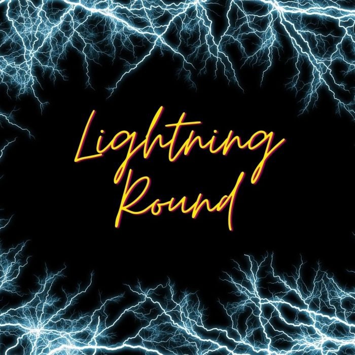 It's a Lightning Round episode of Keep the Flame Alive Podcast! Lightning Rounds feature past guests (aka TKFLASTANIS) answering similar questions to get their hot takes on the Olympics and Paralympics.