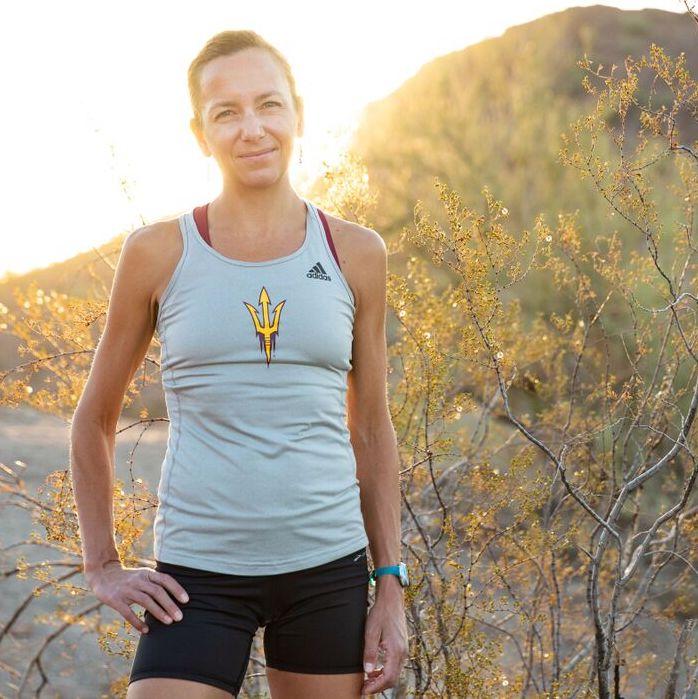 Sports historian Dr. Victoria Jackson of Arizona State University.
