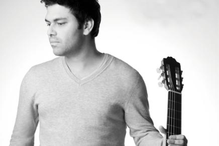 Guitarrista Fabio Moraes lança CD em Sorocaba