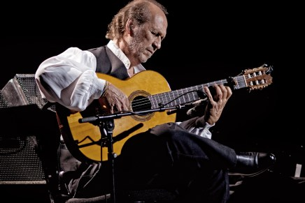 Jazz All Nights traz Paco de Lucía ao Brasil