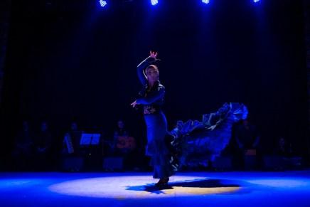 Nova turma de castanholas na Cuadra Flamenca