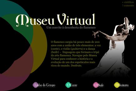 Museu Virtual: Um convite à descoberta do flamenco