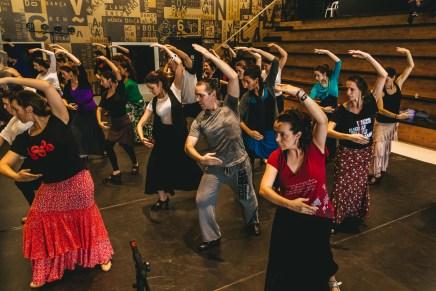 A dança flamenca invade São Paulo