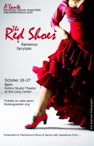 flamenco austin the red shoes at the long center by alante dance