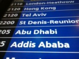 Destino Abu Dhabi!
