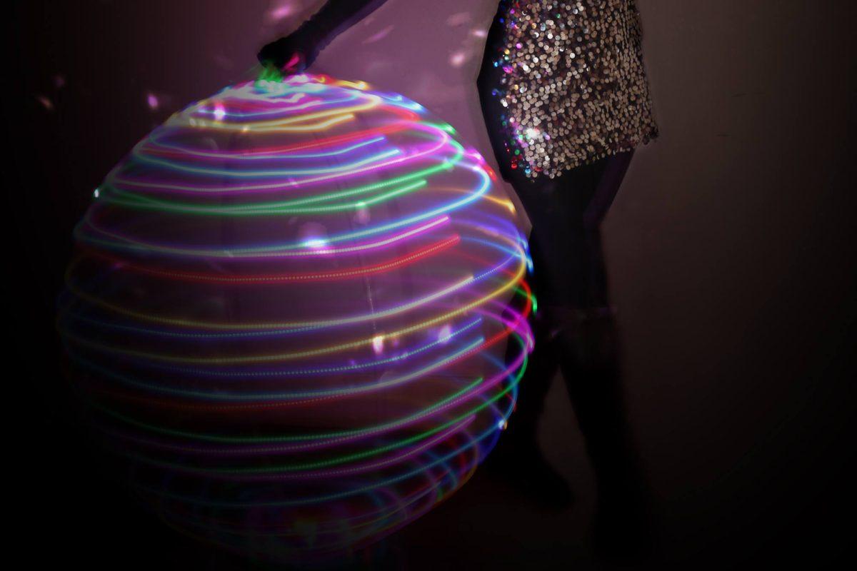 Philadelphia Glow Performer Rowyn Sage