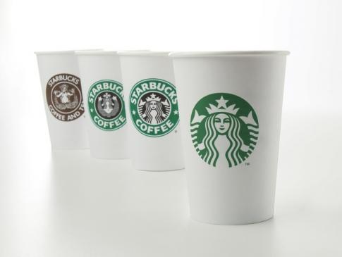 Nouveau logo Starbucks